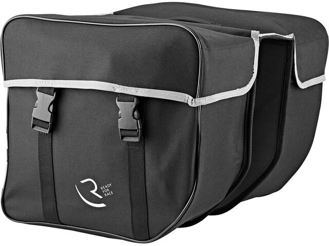 Cube RFR Double Gepäckträgertaschen schwarz